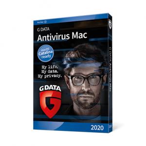 آنتی ویروس G data برای مک