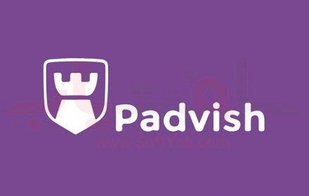 padvish logo